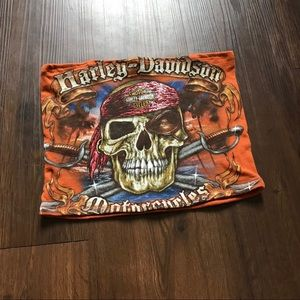 Harley Davidson Tube Top